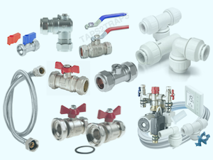 Valves & Pipe Fittings