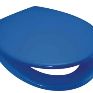 Quality Duroplastic Coloured Soft Close Toilet WC Seat – Top or Bottom Fixings