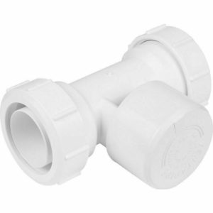 McAlpine VP3 Air Admittance Valve White 40mm  – Free Post UK