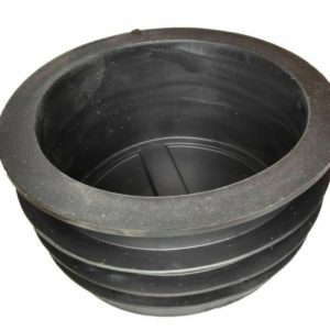 110mm Soil Pipe Temporary Plug / Bung Made by McAlpine Part No. CAP100